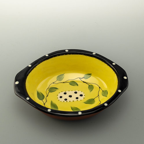Black Eyed Susan Oval Baking / Serving Dish