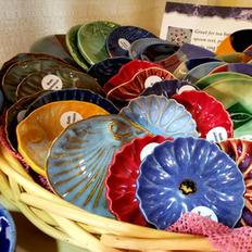 Beth Johnson Pottery - Whitaker Neighborhood, Eugene
