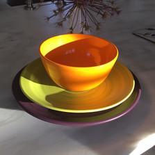 Sandy Brown Pottery
