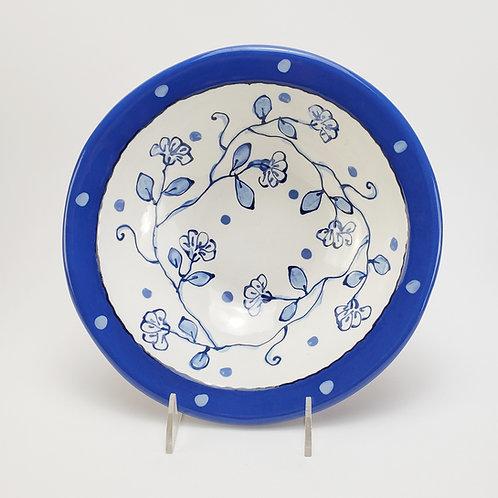 New Delft  Pasta/ Serving Bowl