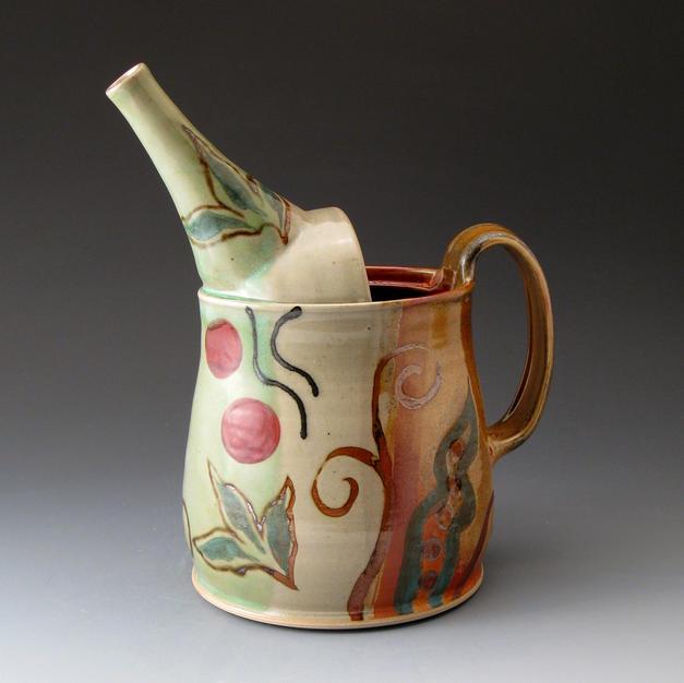 Tracie Manso Pottery -Santa Clara Area, Eugene