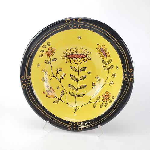 Silk Road Pasta/ Serving Bowl