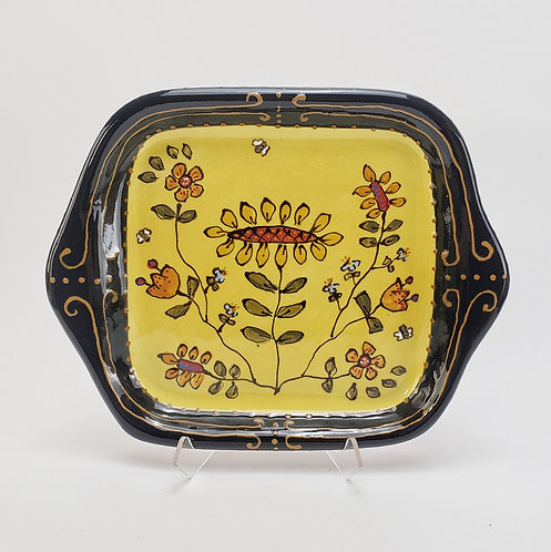 Silk Road Square Tray