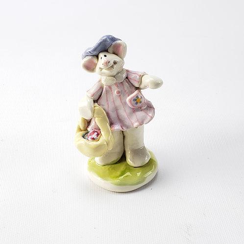 Little Easter Bunny Girl