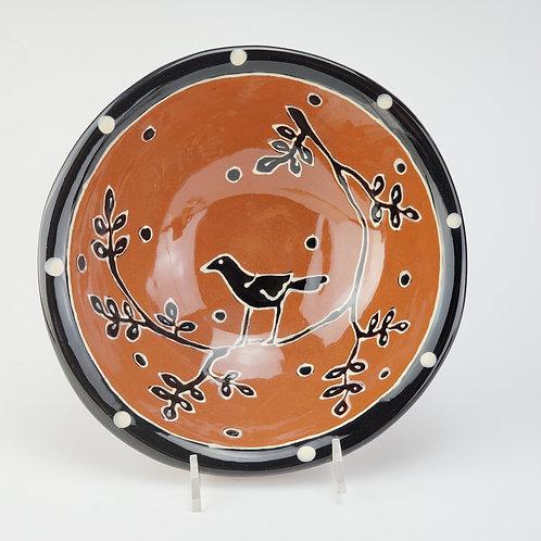 Black Bird Soup/ Cereal Bowl