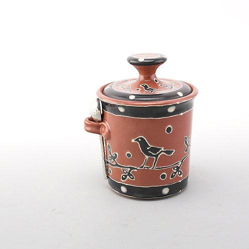 Black Bird Sugar Jar