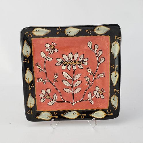 Madras Square Plate