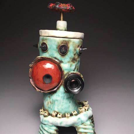James DeRosso Ceramic Monsters