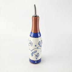 New Delft Oil Bottle