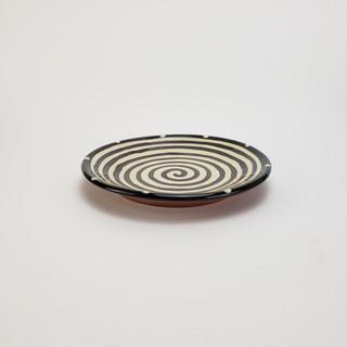 Spiral 8 inch salad plate