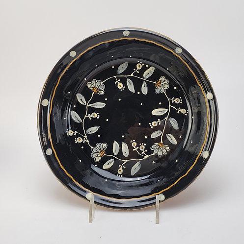 Flora Pie Plate