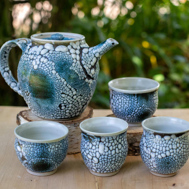 Pottery By Nicole Marie Hummel, Friendly Street Neighborhood