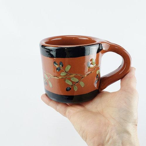 Tuscan Olive Mug