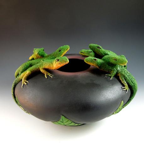 Nancy Y. Adams Ceramic Artist