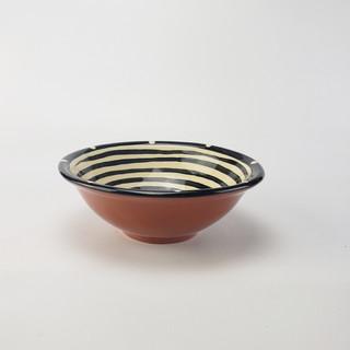 Spiral Soup Bowl