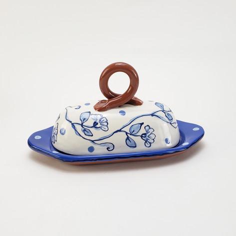 new Delft Butter Dish