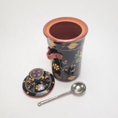 Romany Coffee Jar