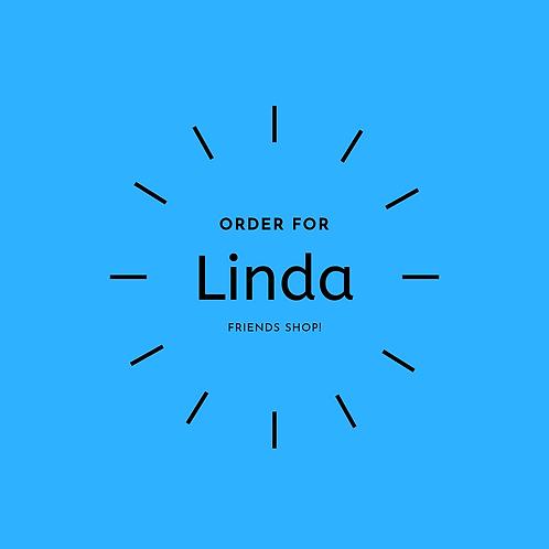 Special order for Linda