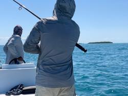 Belize Spin Fishing