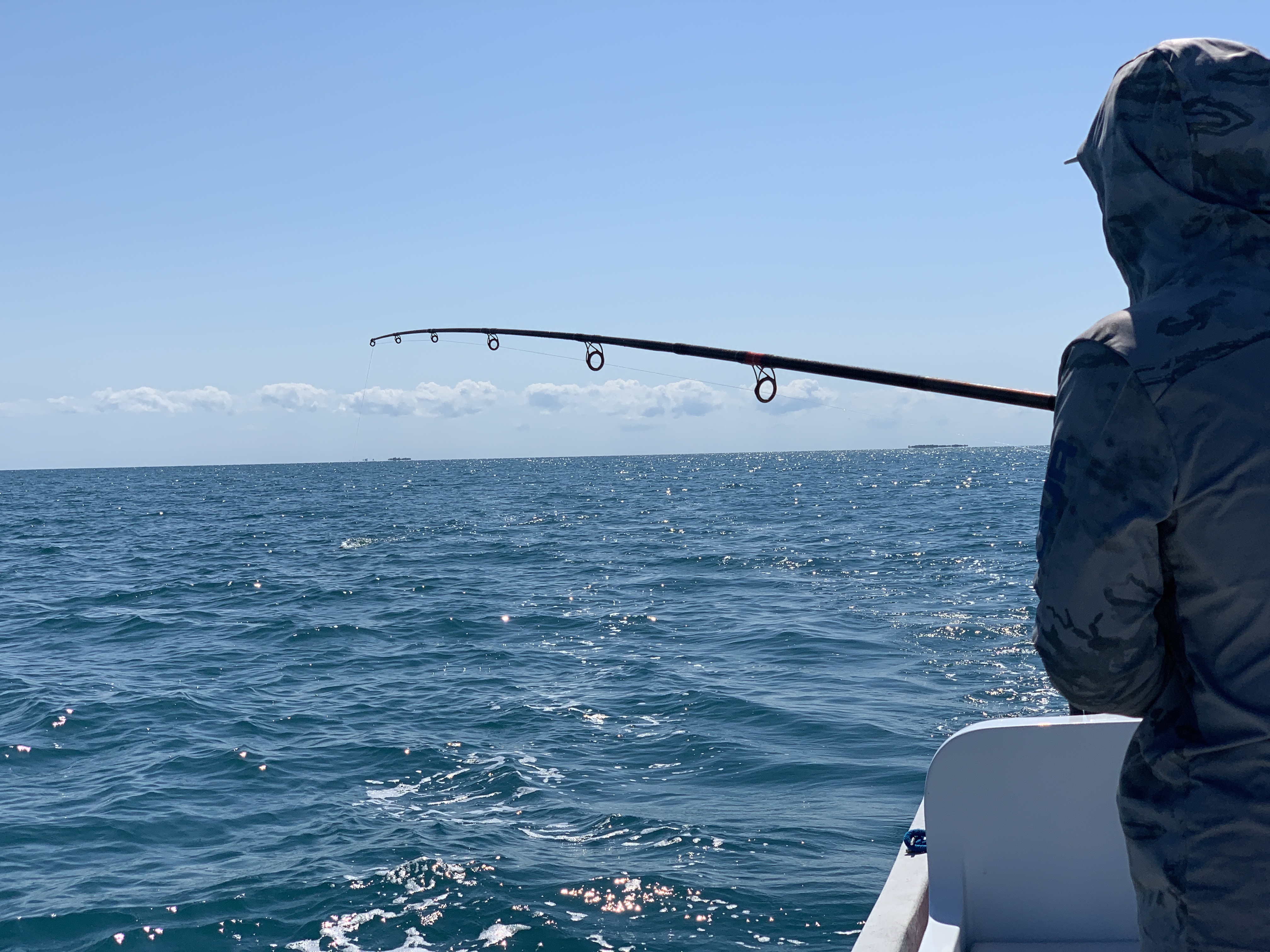 Fishing tour from Hopkins Belize