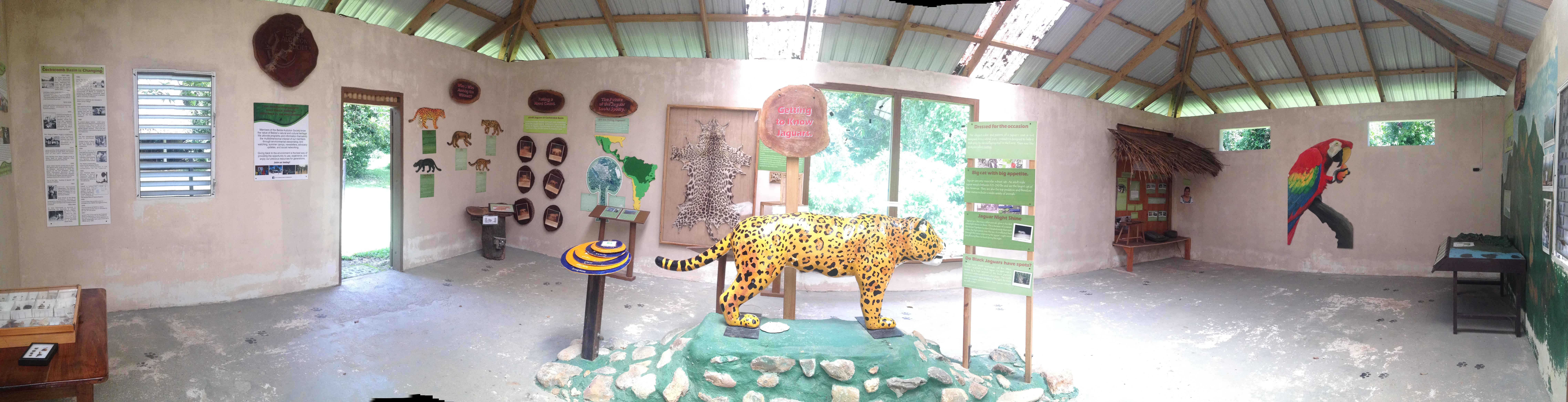 Jaguar Preserve Museum