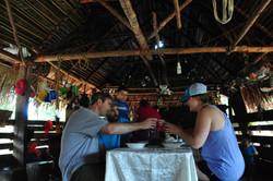 Mayan Lunch