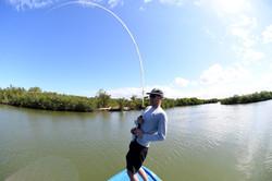 Belize Lagoon Fishing Tour