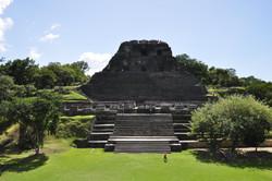 El Castillo Ruin at Xunantunich