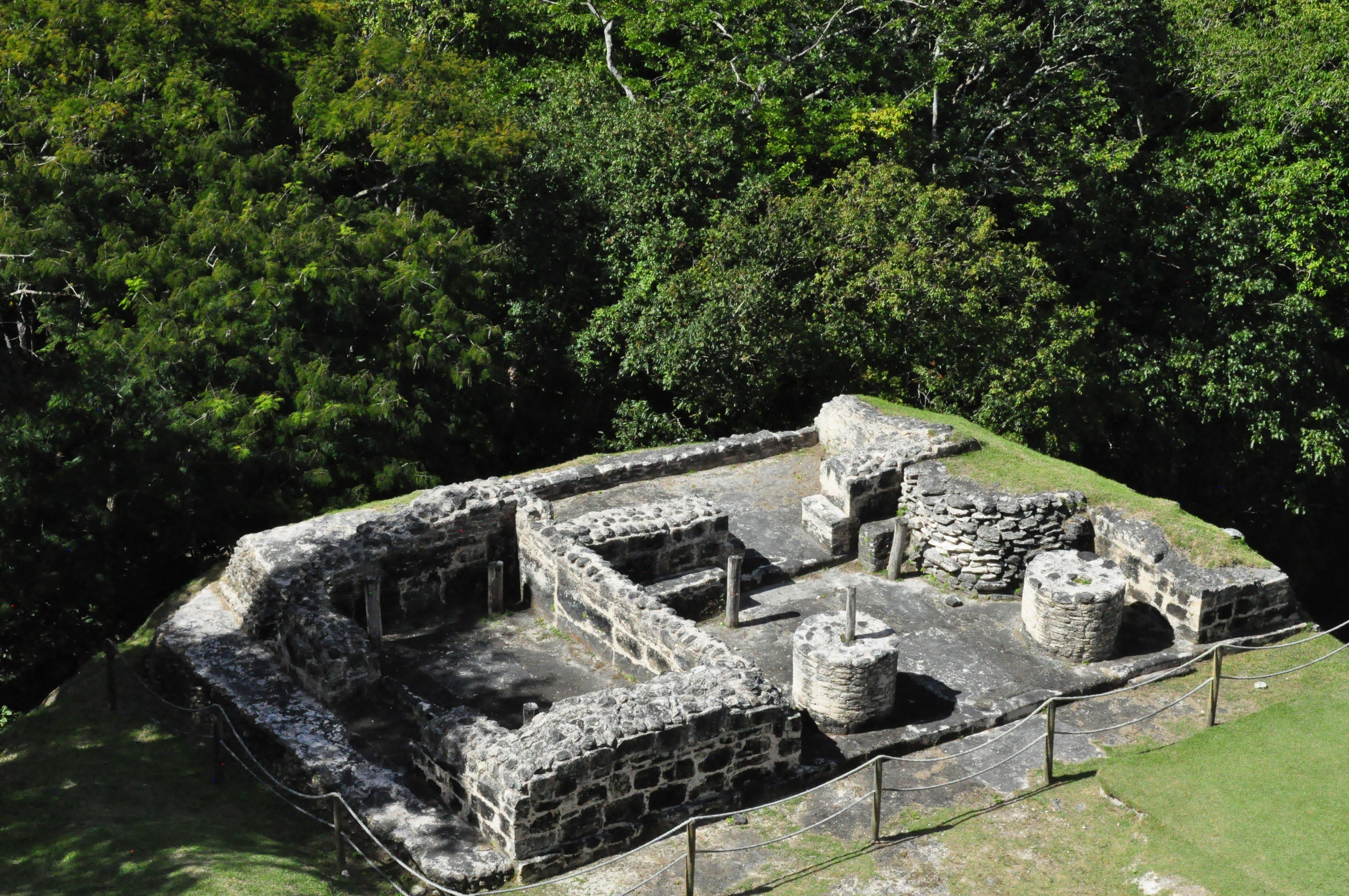 Western Mayan Ruins