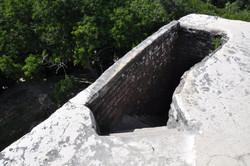 Mayan Ruins Stairs