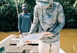 Lagoon fishing 8