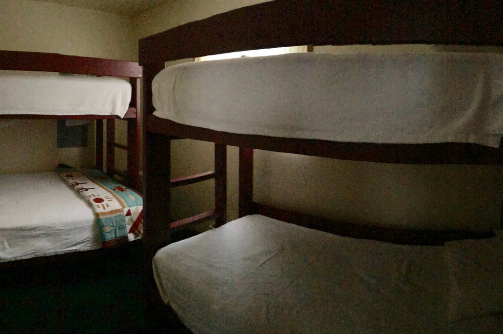 Two Bunk beds
