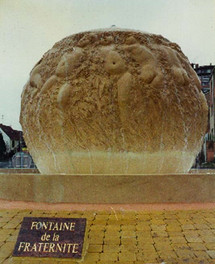 Fontaine de la Fraternité