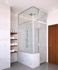Master Kitchens & Baths Showers
