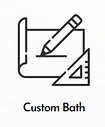 Master Kitchens & Baths Custom Baths
