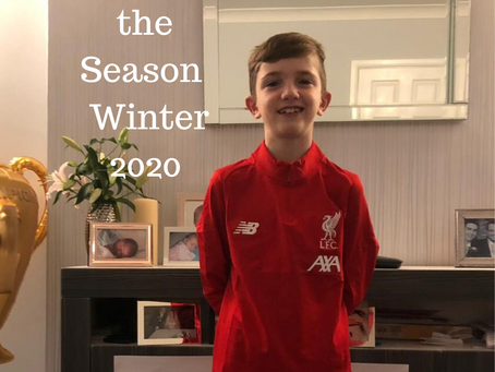 Student of the Season - Winter 2020