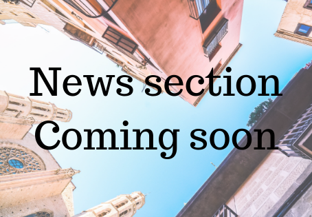 News Section - COMING SOON