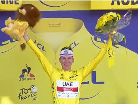 Believable performance? Dr Iñigo San-Millán on 2021 Tour De France winner Tadej Pogačar