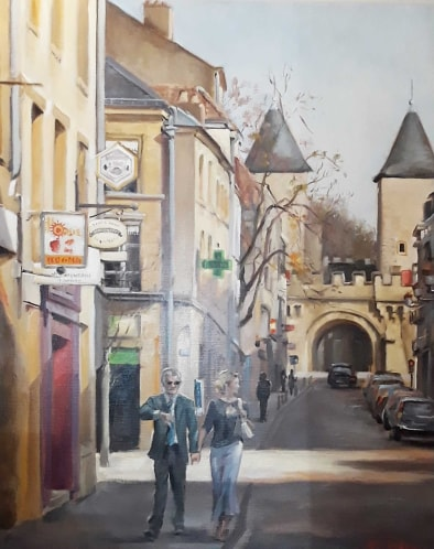 Rue des allemands