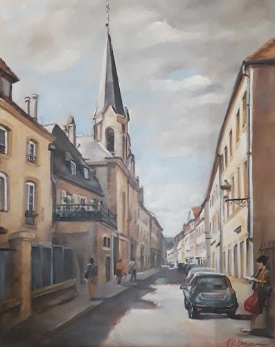 Rue Mazelle