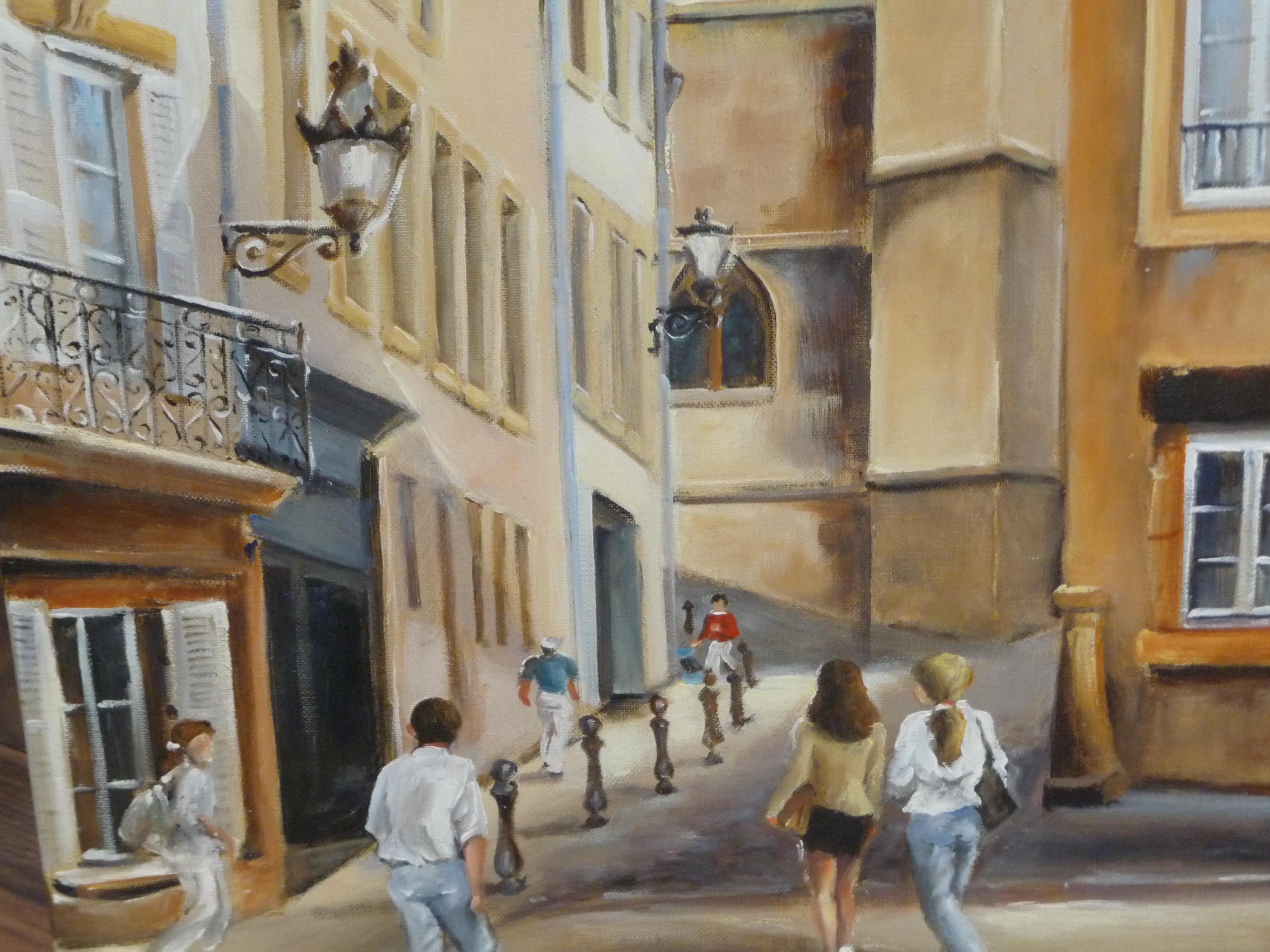 Rue du Vivier