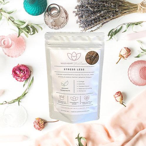 'STRESS LESS' Organic Loose Leaf Tea 40g