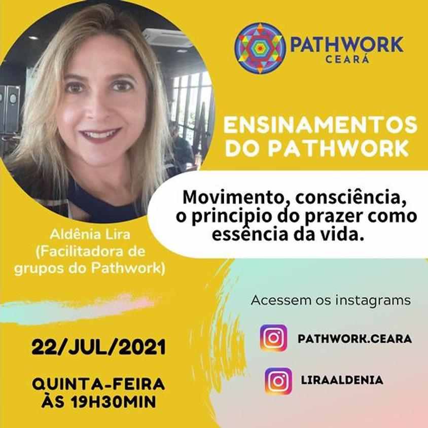 Ensinamentos do Pathwork - MOVIMENTO, CONSCIÊNCIA, O PRINCÍPIO DO PRAZER COMO ESSÊNCIA DA VIDA (1)