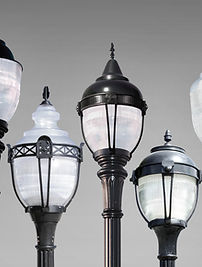 Deorative Street Lamps