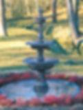 Decoratve Fountains and Decorative Bird Baths