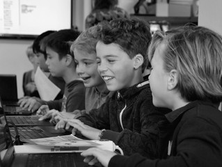 Innovatief onderwijs: een geslaagde innovatieweek en innovatiebeurs!
