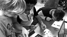 Maker educatie: 3D printer bouwen met het 3D Kanjers project