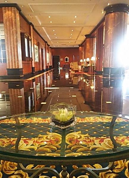 ウエスティンホテル ロビー