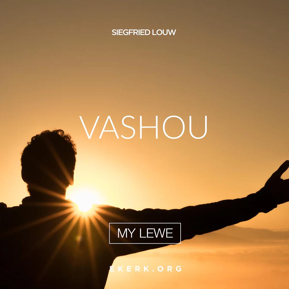 "Lees Siegfried Louw se nuutste My Lewe nuusbrief ""Vashou"""