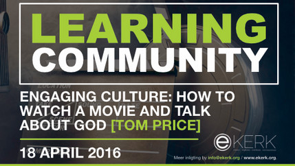 Tom Price by Learning Community in April 2016